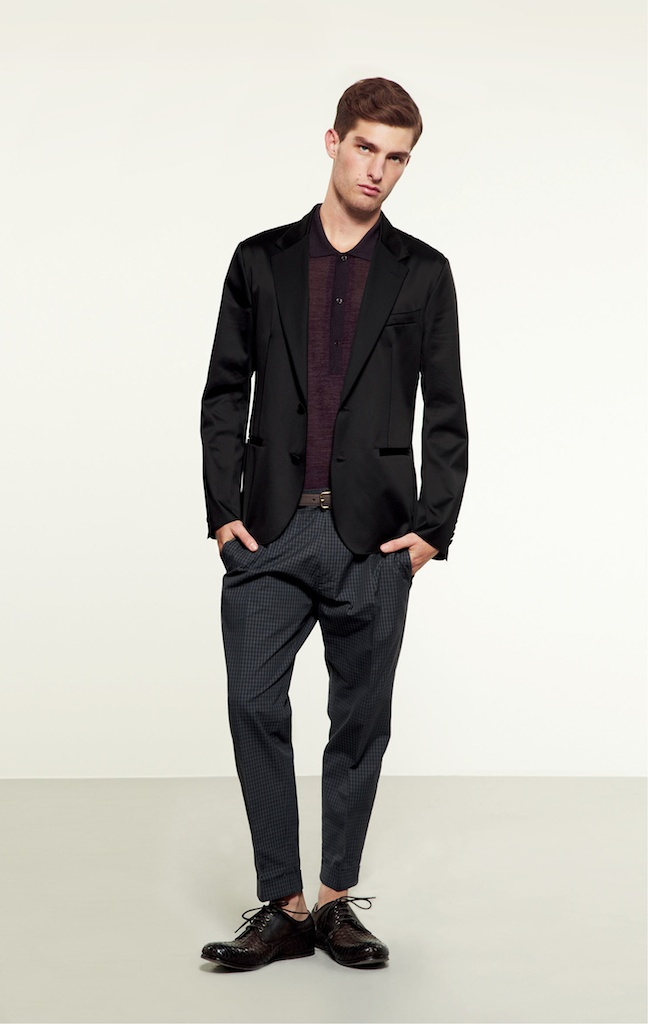 Dolce-Gabbana-Spring-Summer-2013-Menswear-Look-1-Transitional-Relaxed-Formal-Look-For-Urban-Sophisticated-Stylish-Men