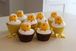 Top 10 Cute Easter Cupcakes