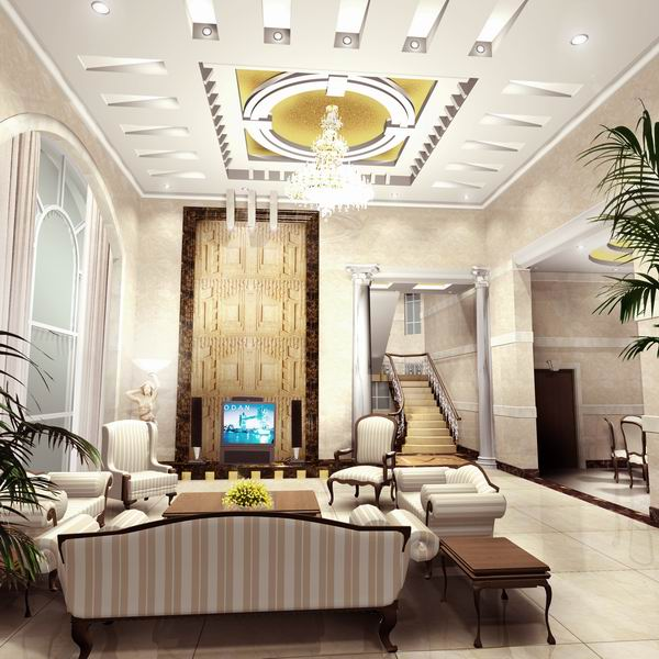 Latest Home Decorating Ideas Interior: 40 Luxurious Interior Design For Your Home