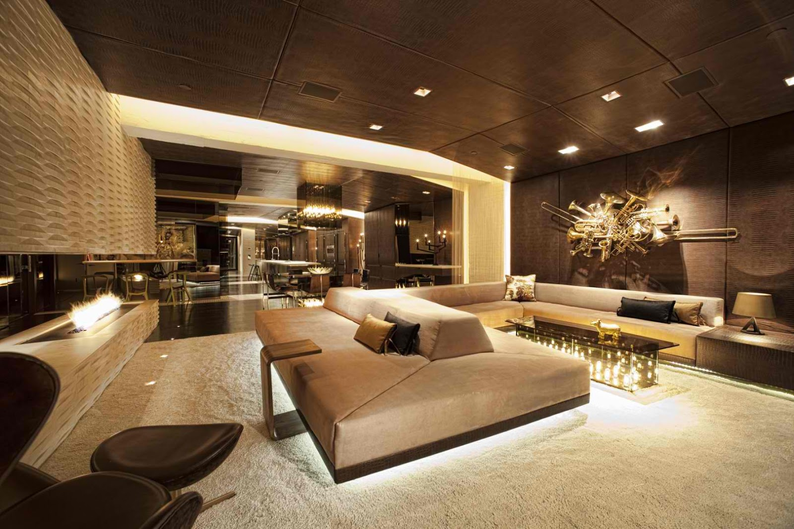 40 luxurious interior design for your home for Customize your home