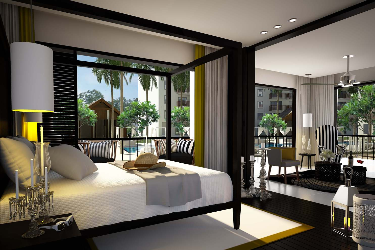 Modern-Natural-Master-Bedroom-Design-Ideas-Open-Living-Space
