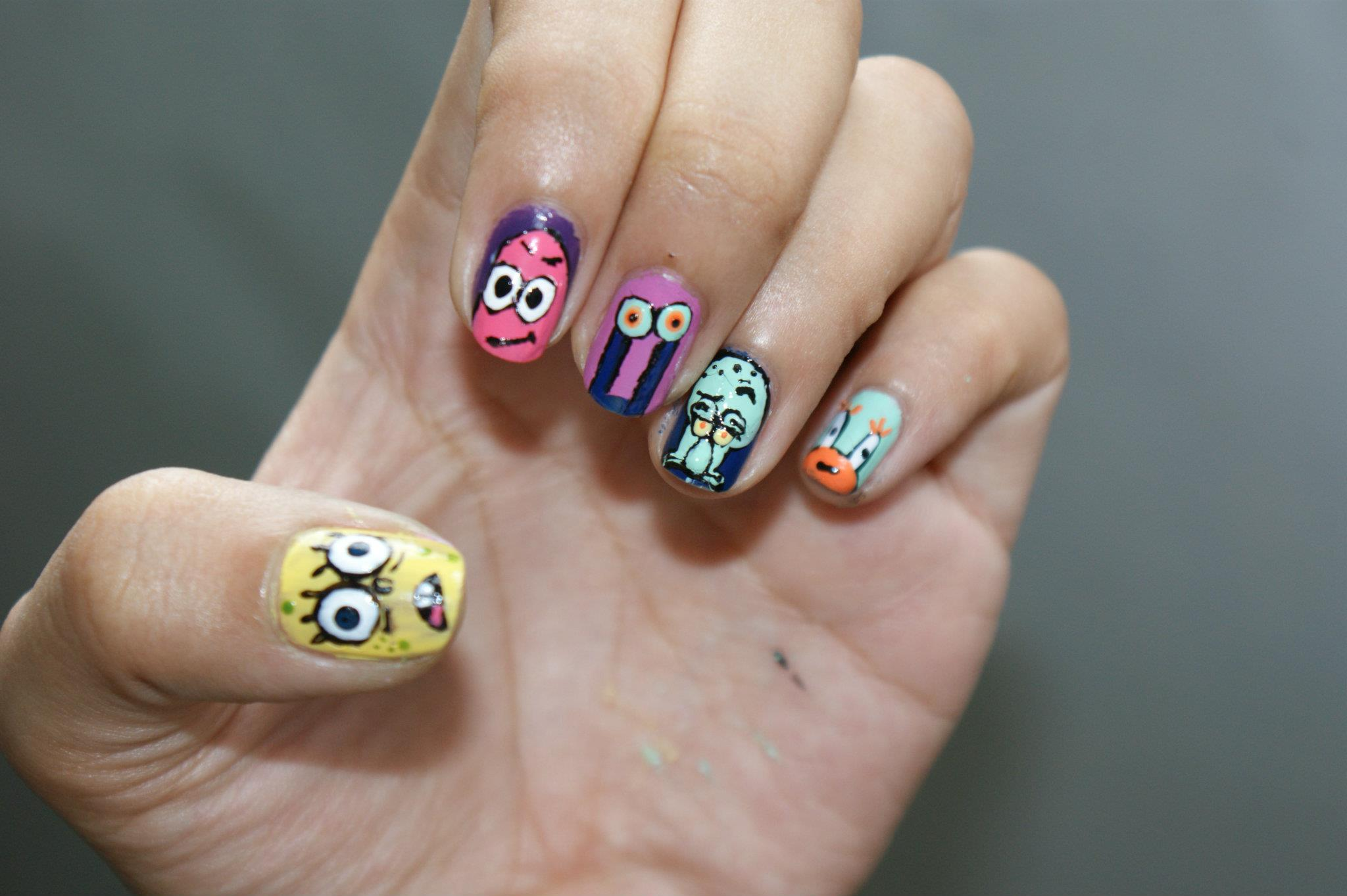 Nail Art Ideas: 30 Nail Art Ideas That You Will Love