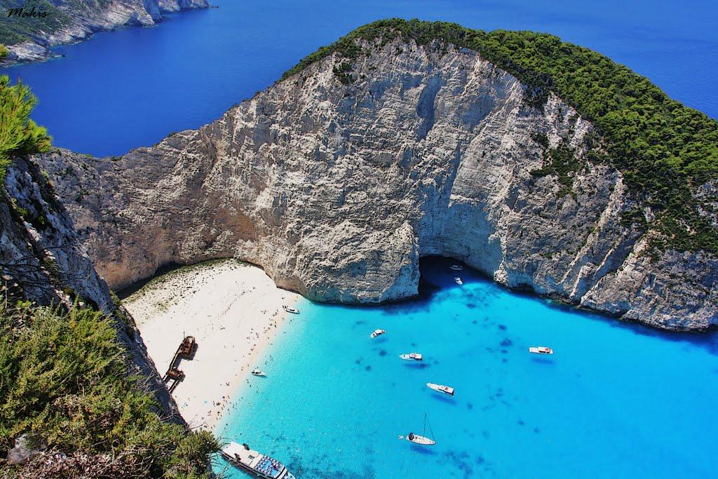 Navagio-Beach-Zakynthos-Greece-Europe