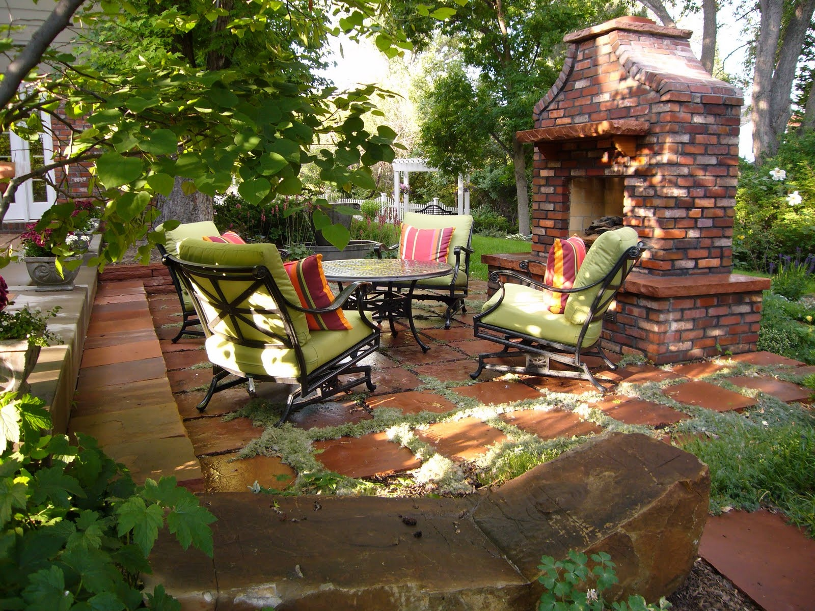 Rustic Outdoor Designs