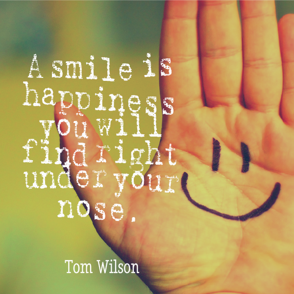 Smile-Quotes