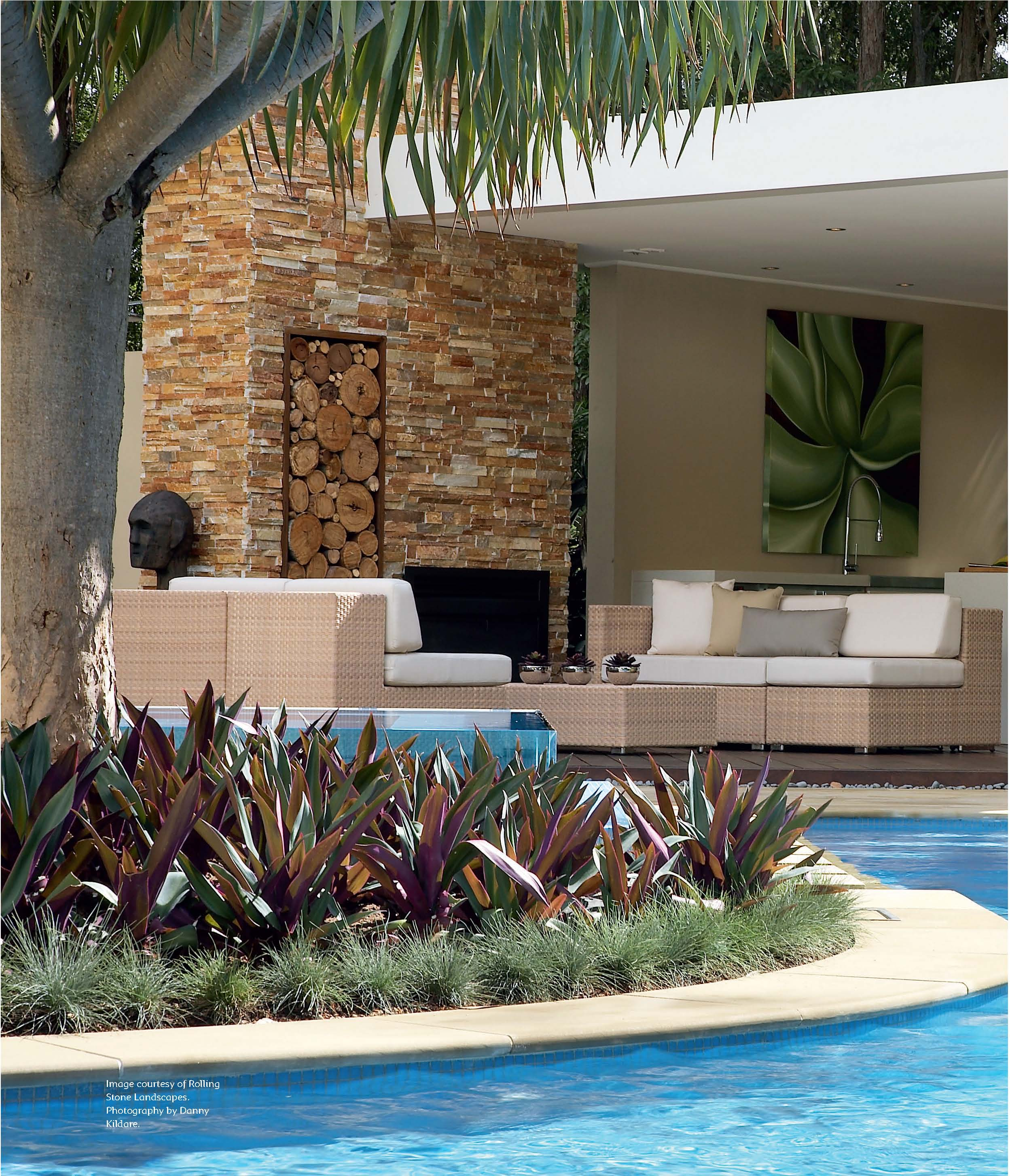 35 outdoor design for your home for Pool exterior design