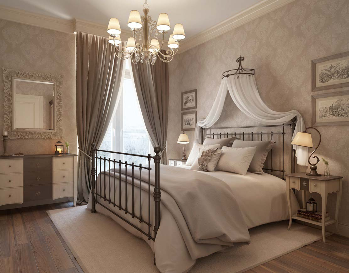 classic bedroom decorating ideas | 25 Traditional Bedroom Design For Your Home – The WoW Style