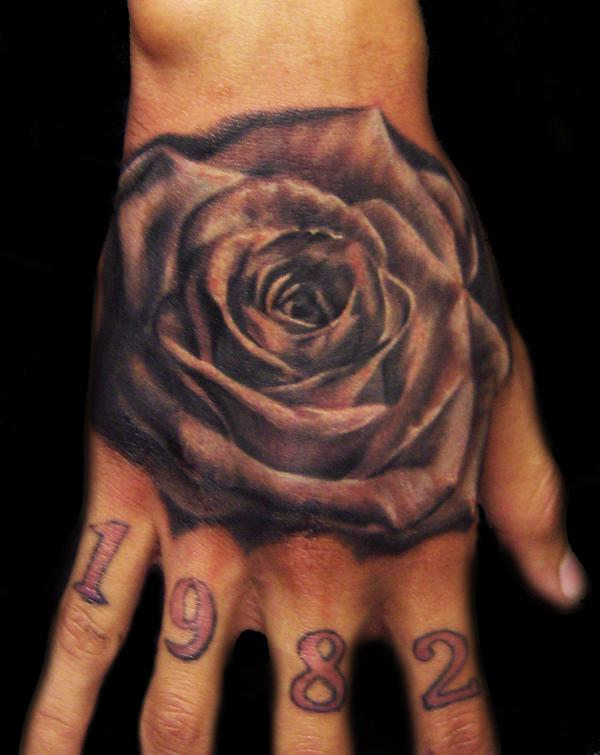 black-n-grey-rose