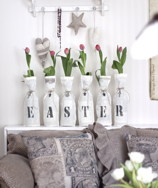 50 best easter ideas to try this easter for Easter home decorations