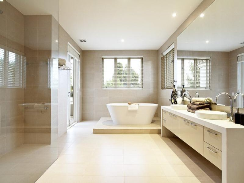 Modern Cabinet 10 Inspiring Modern And Luxury Bathrooms: 33 Modern Bathroom Design For Your Home