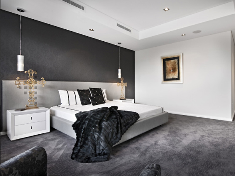 vibrant-decor-for-modern-black-decor-for-contemporary-bedroom-design-ideas