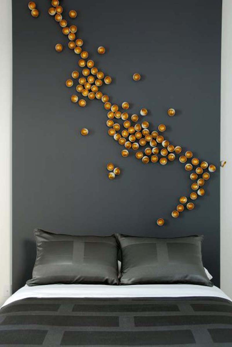 wall hangings for bedroom retro and funky wall art sticker for