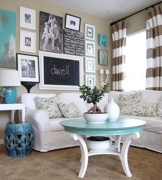 40 diy home decor ideas the wow style - Decor for small living room on budget ...