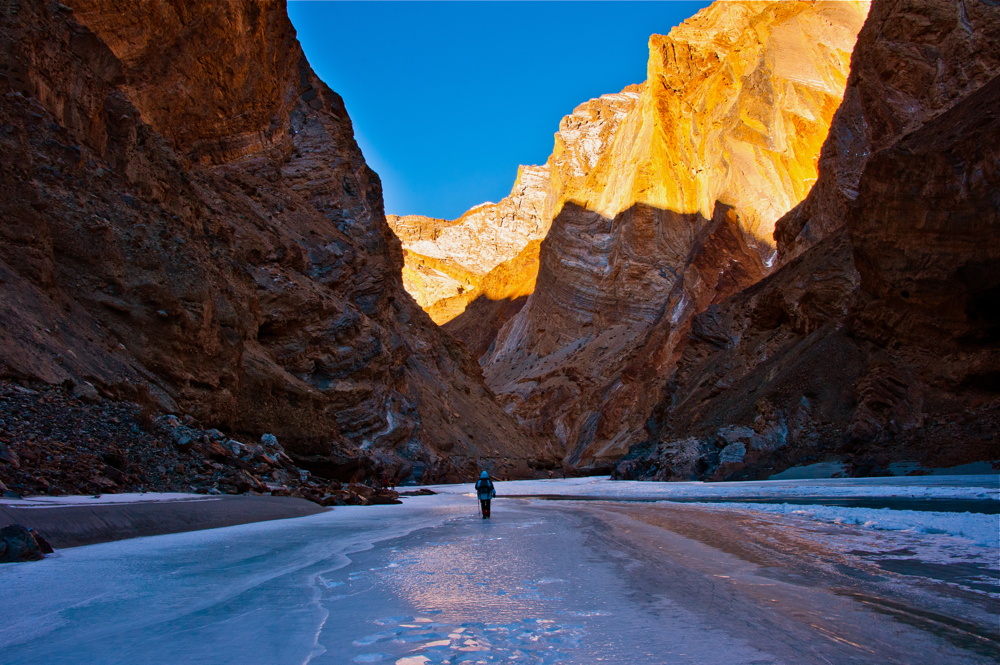 Chadar &ndash The Frozen River Trek