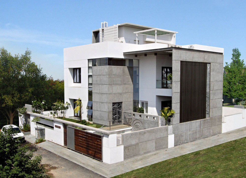 30 contemporary home exterior design ideas Home design images modern