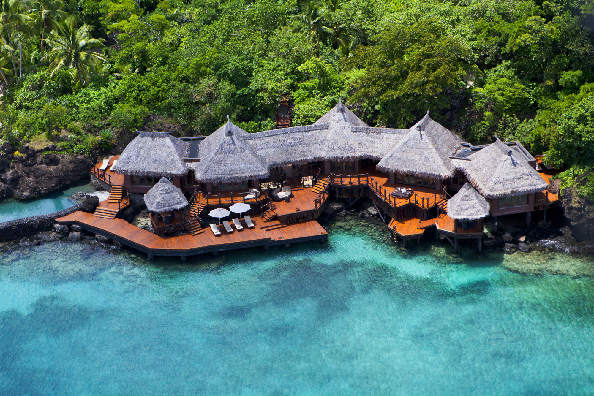 Hilltop Estate at Laucala Island Resort, Fiji