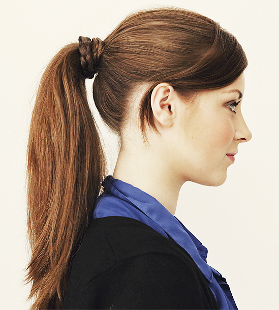 35 Beautiful Ponytail Will Make You Look WoW