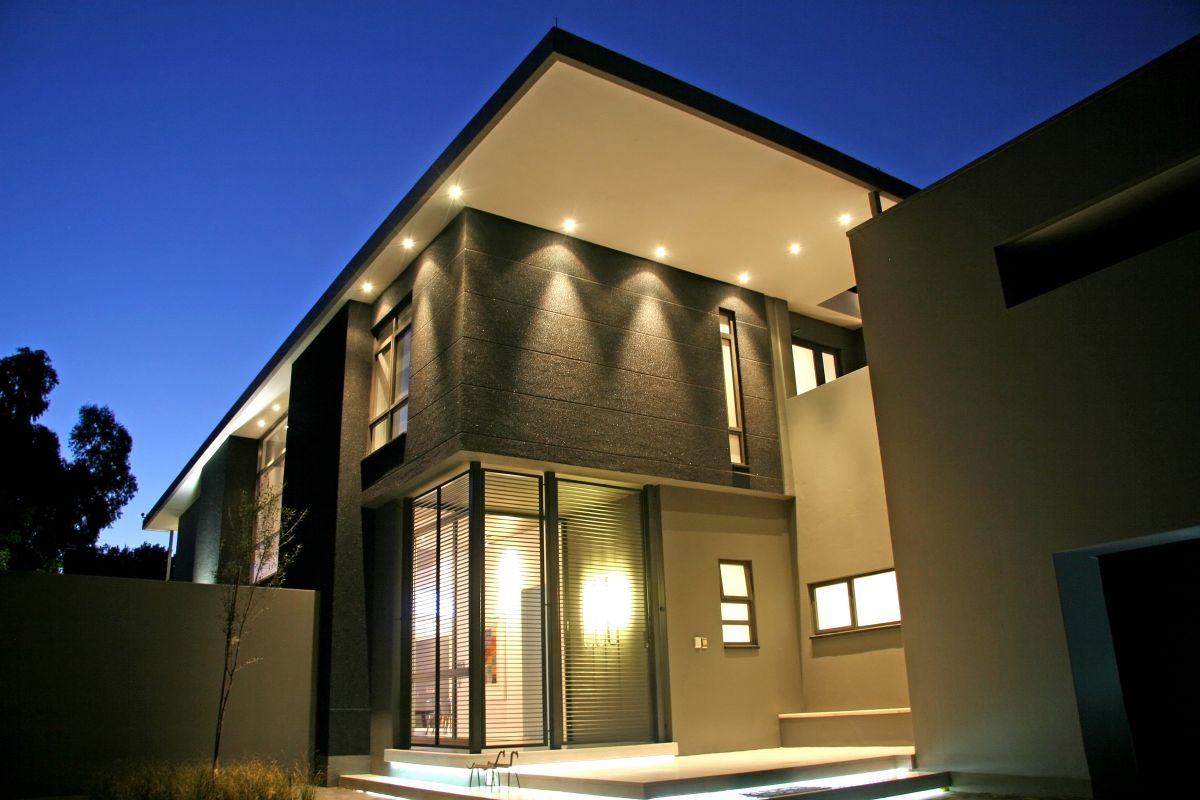 House outdoor lighting ideas Garage 30 Contemporary Home Exterior Design Ideas Democraciaejustica House Exterior Lighting Democraciaejustica