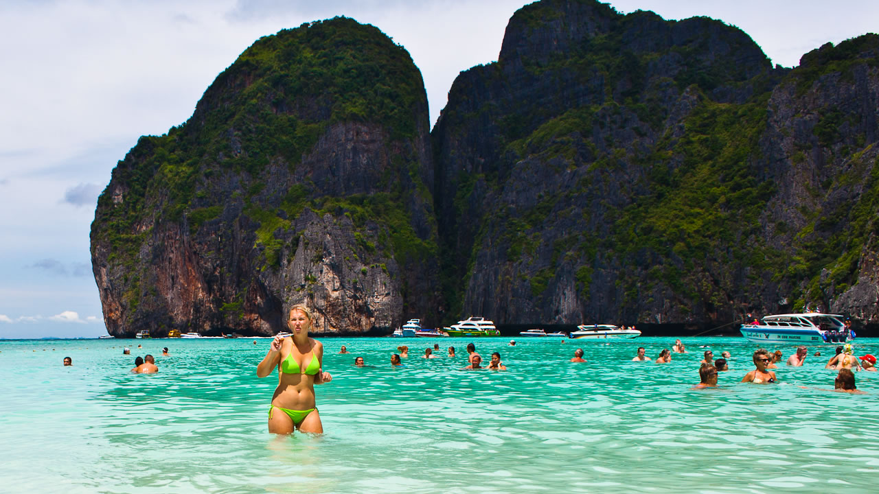 Thailand Best Place To Take Island Tour From