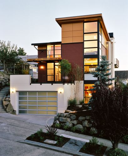 30 Modern Home Decor Ideas: 30 Contemporary Home Exterior Design Ideas