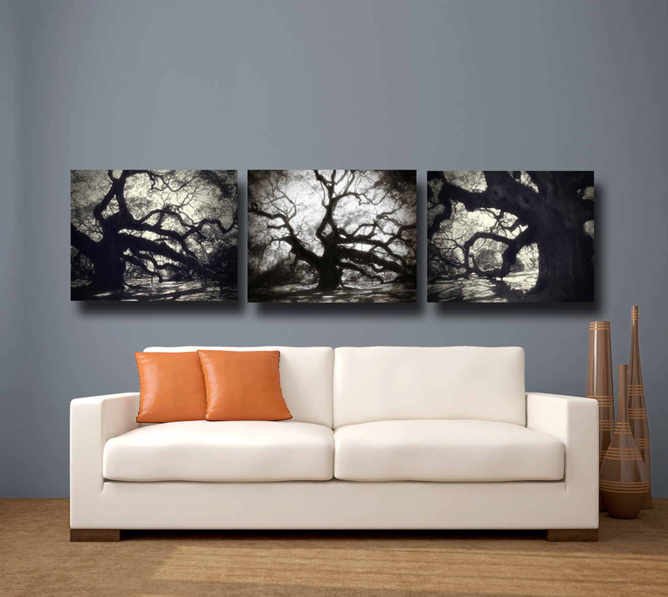 Cheap Wall Canvas Prints Idea 30 Creative And Easy DIY Canvas Wall Art Ideas
