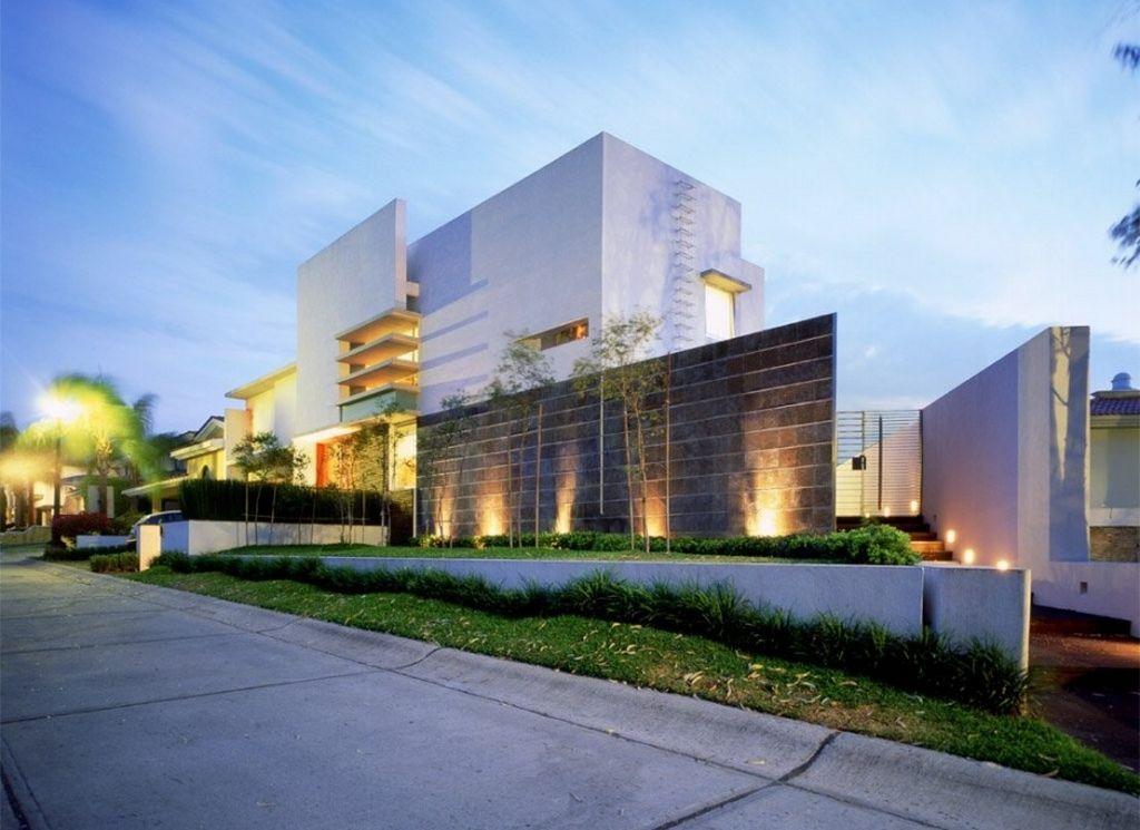 30 Contemporary Home Exterior Design Ideas – The WoW Style