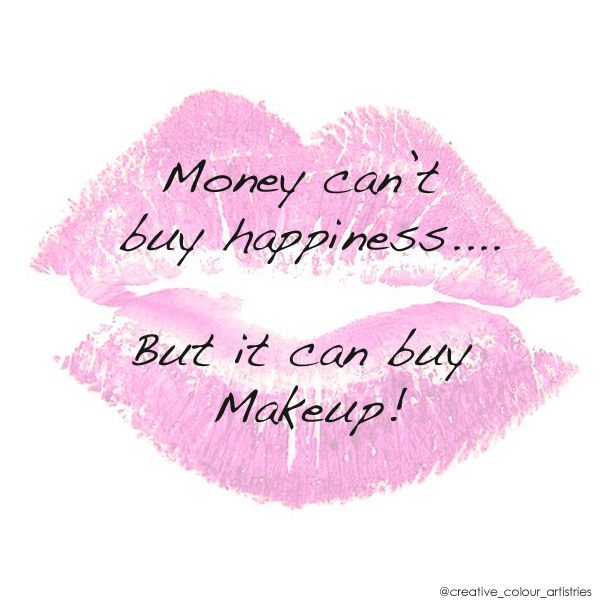 makeup quotes picture