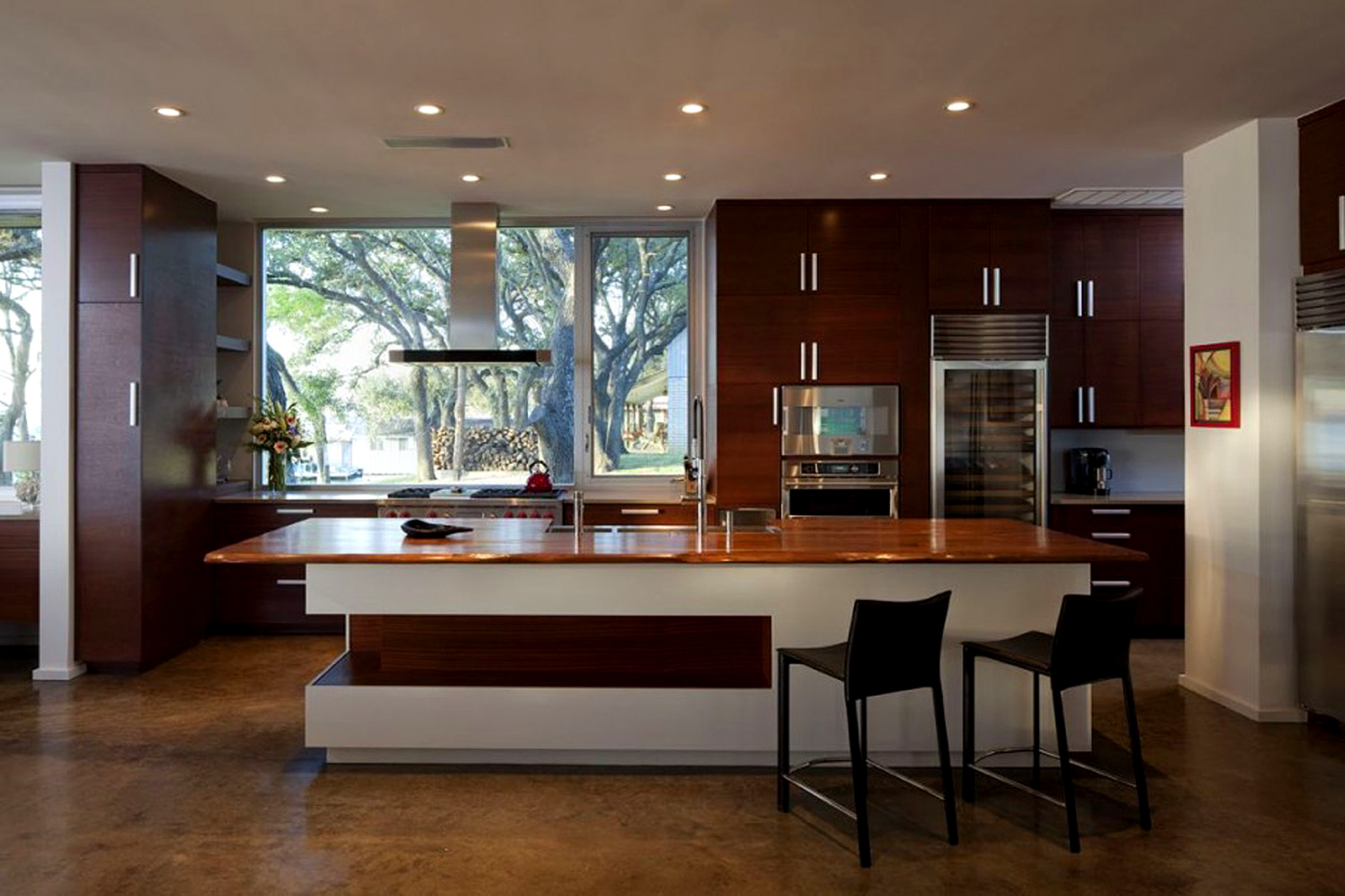 30 modern kitchen design ideas for Contemporary style kitchen cabinets