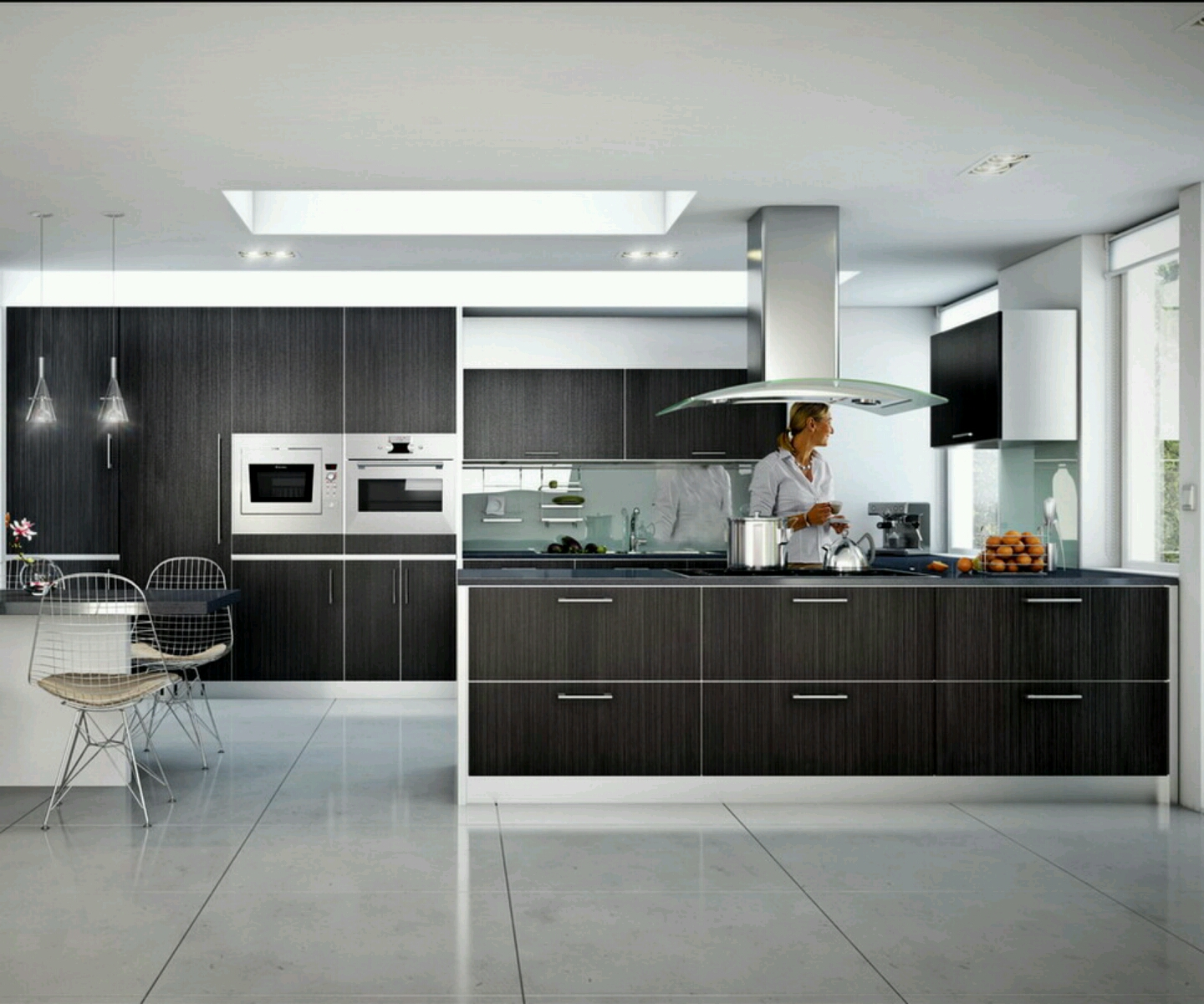 Modern Mini Kitchen Design: 30 Modern Kitchen Design Ideas