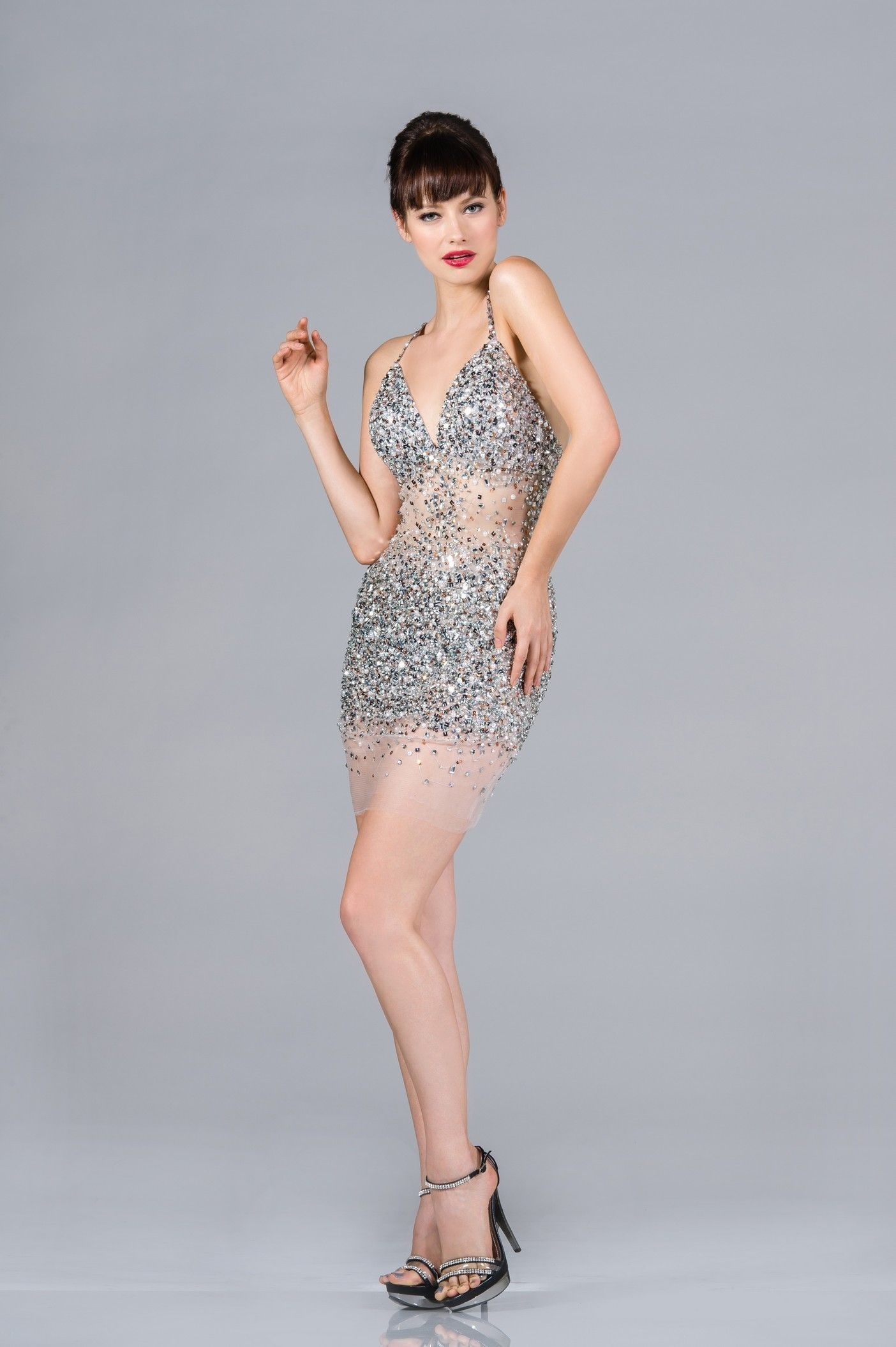 ncinjc4388sv_silver_v-neck_strapped_sequin_short_fitted_sexy_cocktail_dress_for_prom_homcoming_clubwear_sweet_16_