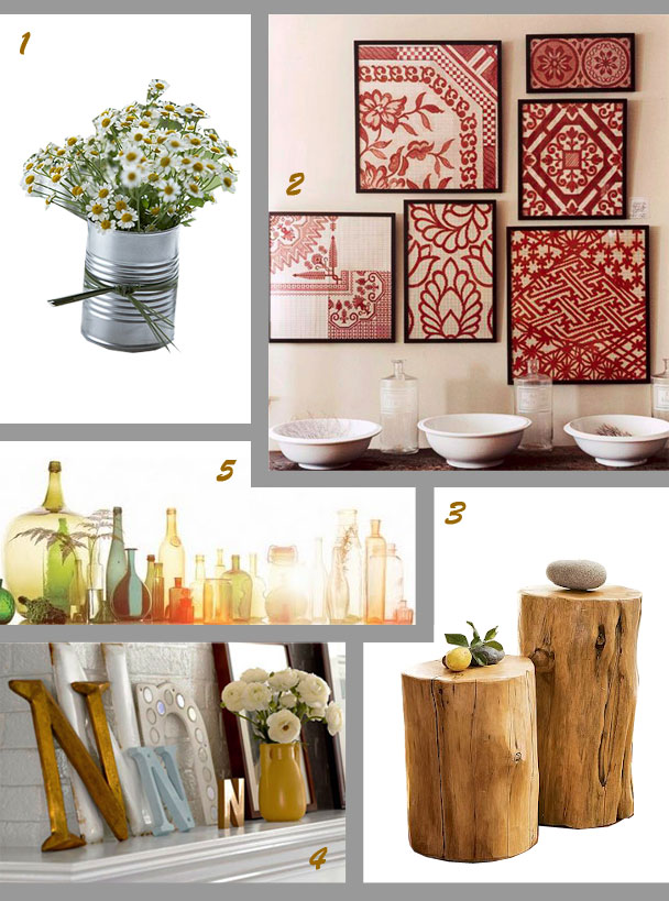 40 DIY Home Decor Ideas - The WoW Style
