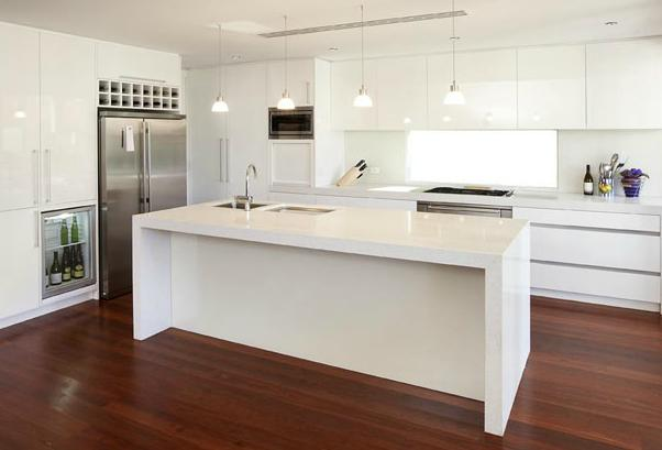 30 best kitchen ideas for your home for Modern kitchen design australia