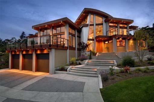 Grand Modern House  Design-11