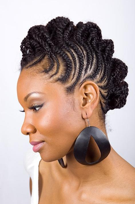 Hairstyles-for-black-women-with-fine-hair