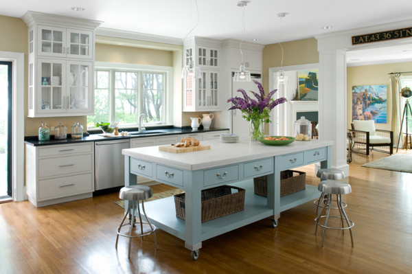 22 Best Kitchen Island Ideas – The WoW Style