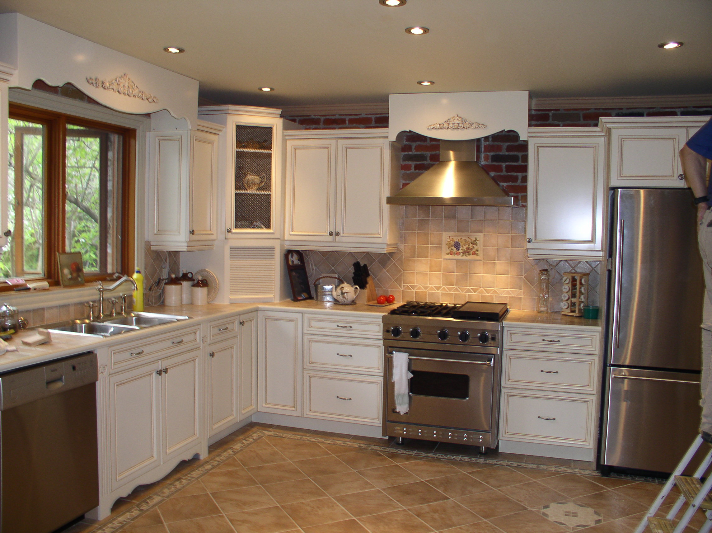 Home improvement ideas kitchen