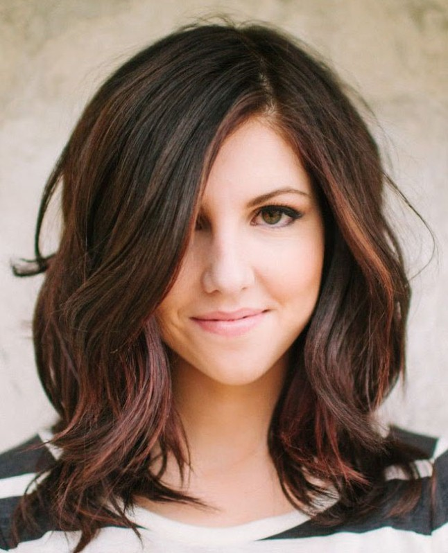 25 Awesome Medium Length Haircuts - The WoW Style