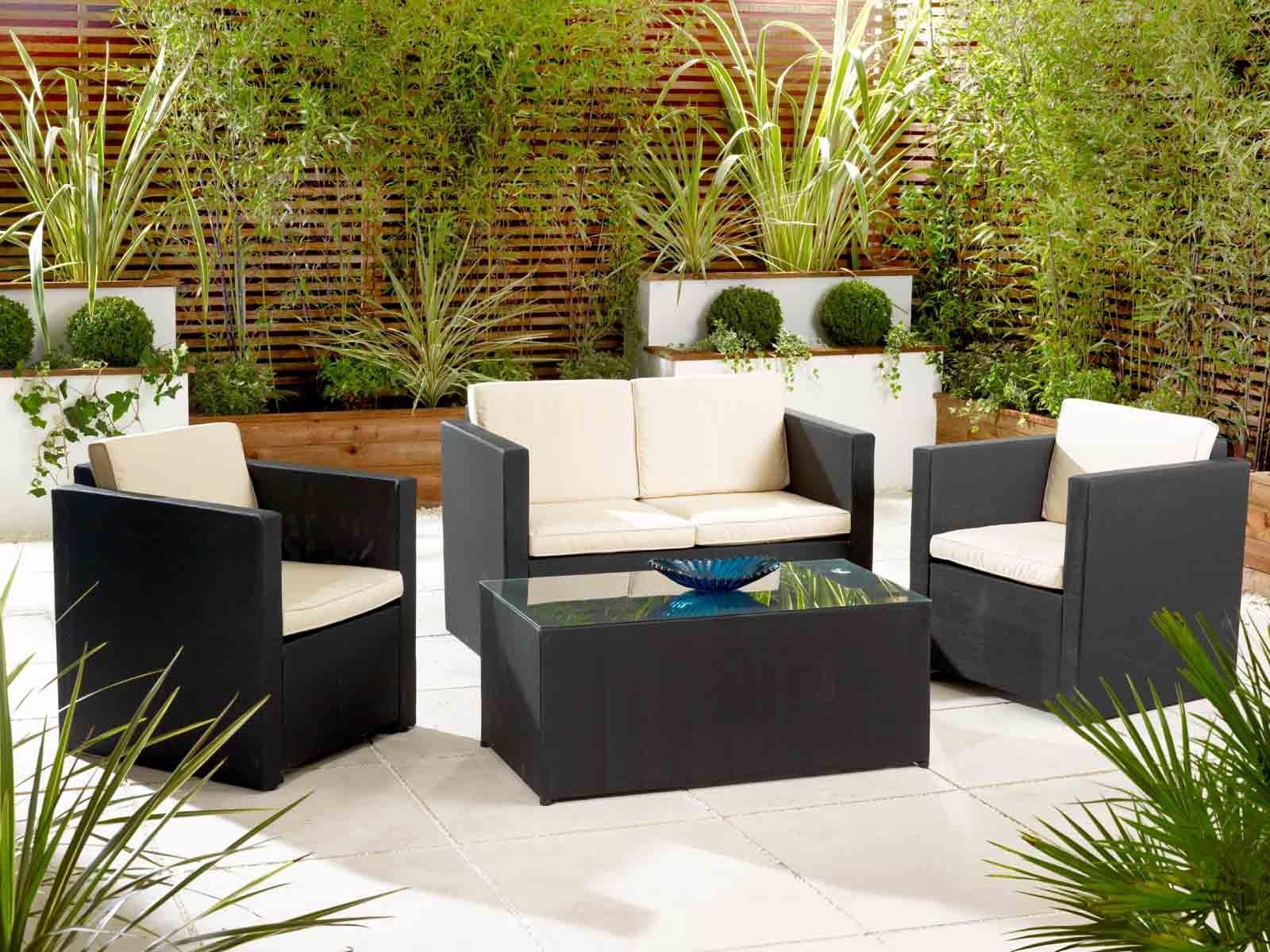25 Stunning Garden Furniture Inspiration – The WoW Style