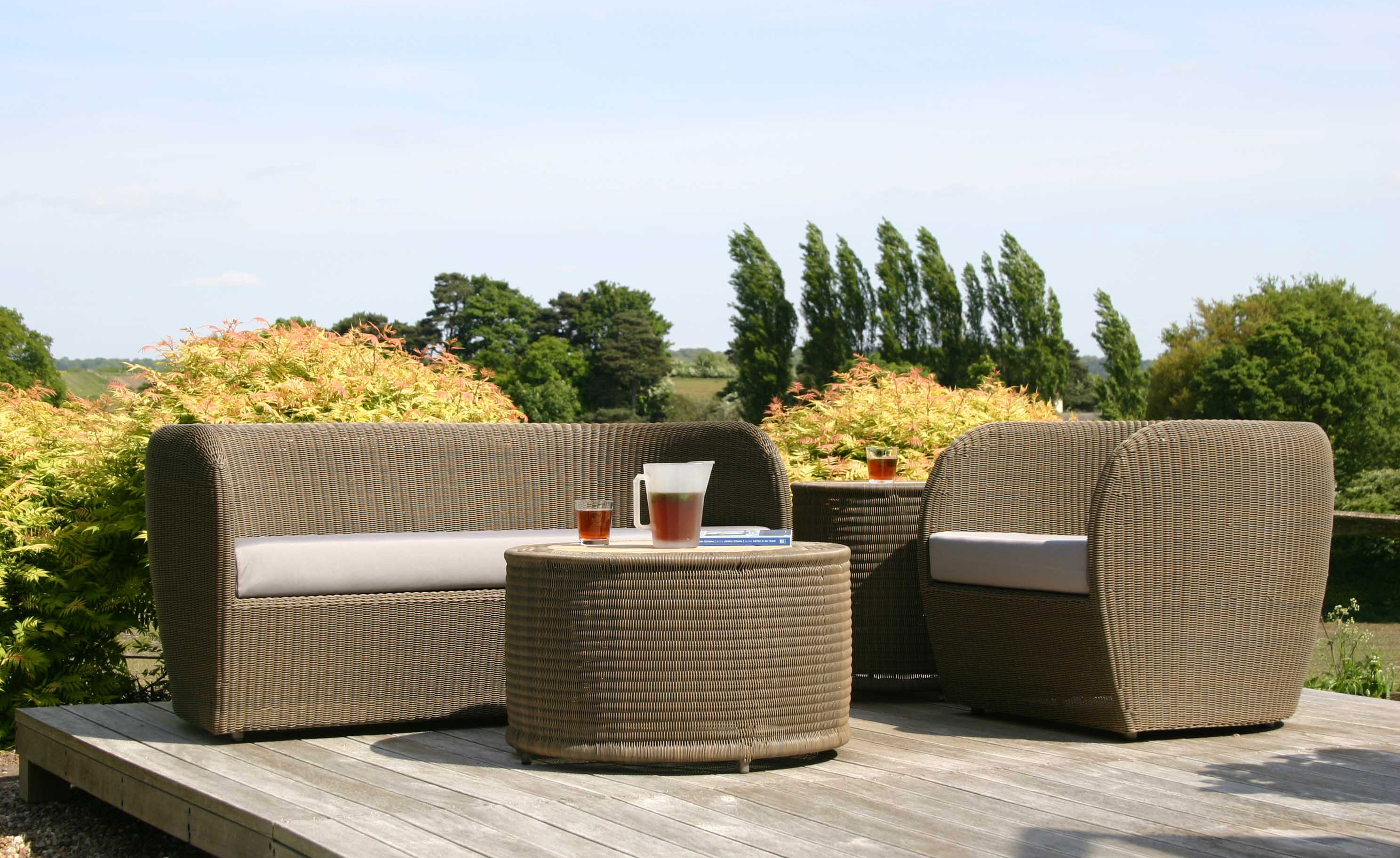 25 stunning garden furniture inspiration - Muebles de jardin ...