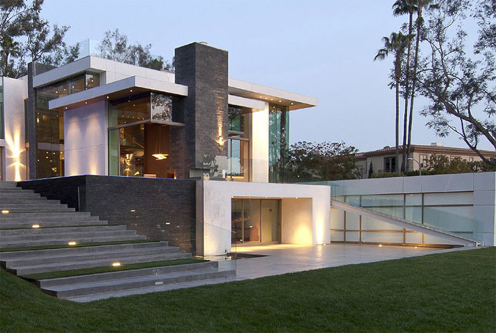 25 awesome examples of modern house Modern villa architecture design