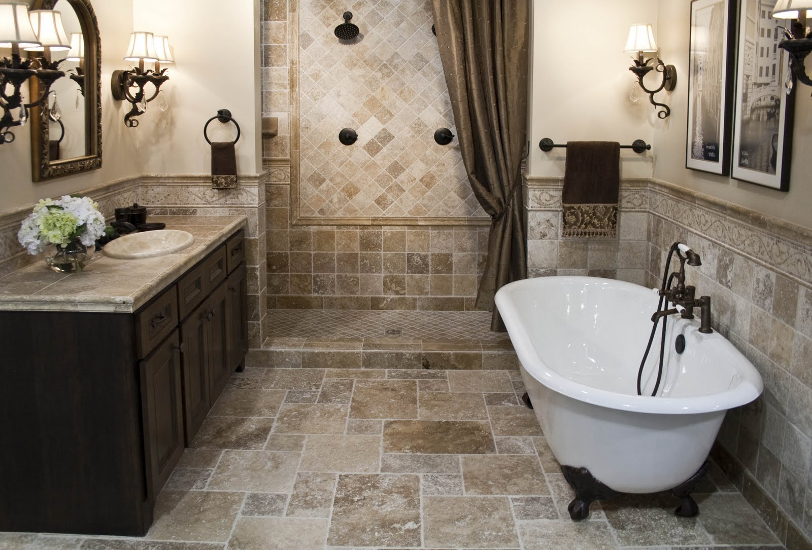 25 best bathroom remodeling ideas and inspiration for Best bathroom ideas