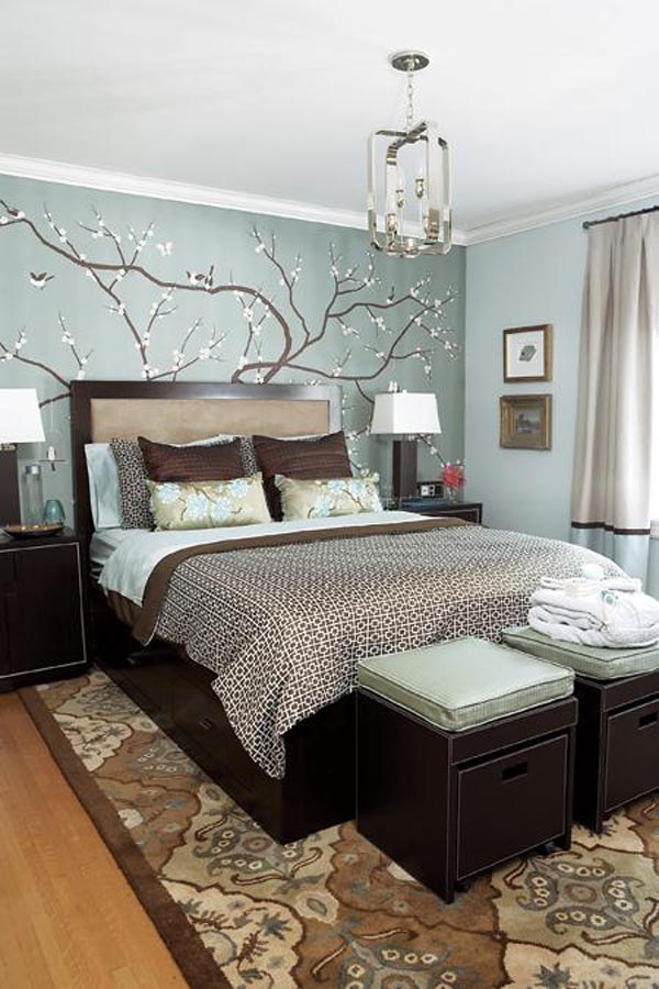 25 beautiful bedroom decorating ideas for Gorgeous bedroom design ideas