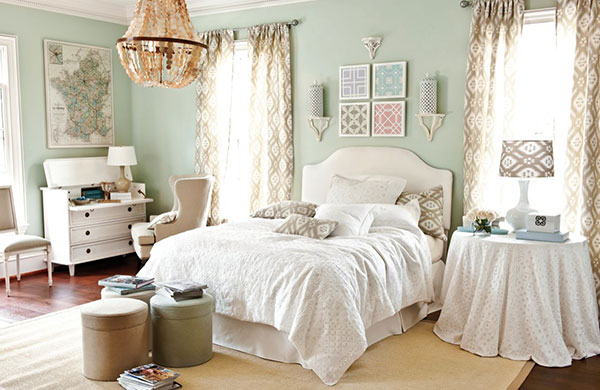 25 beautiful bedroom decorating ideas for Bedroom decorating tips