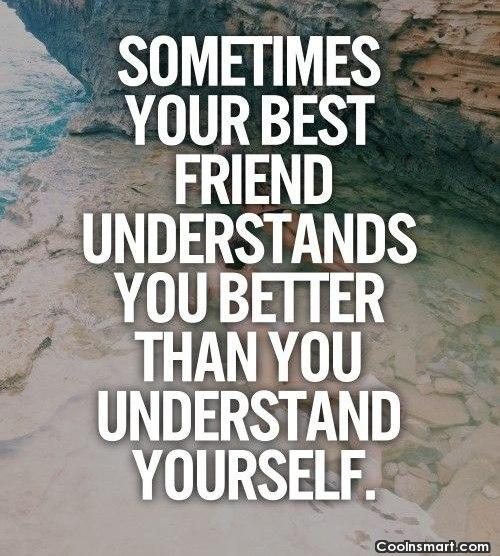 Best Friend English Sayings : Best friend quotes with images