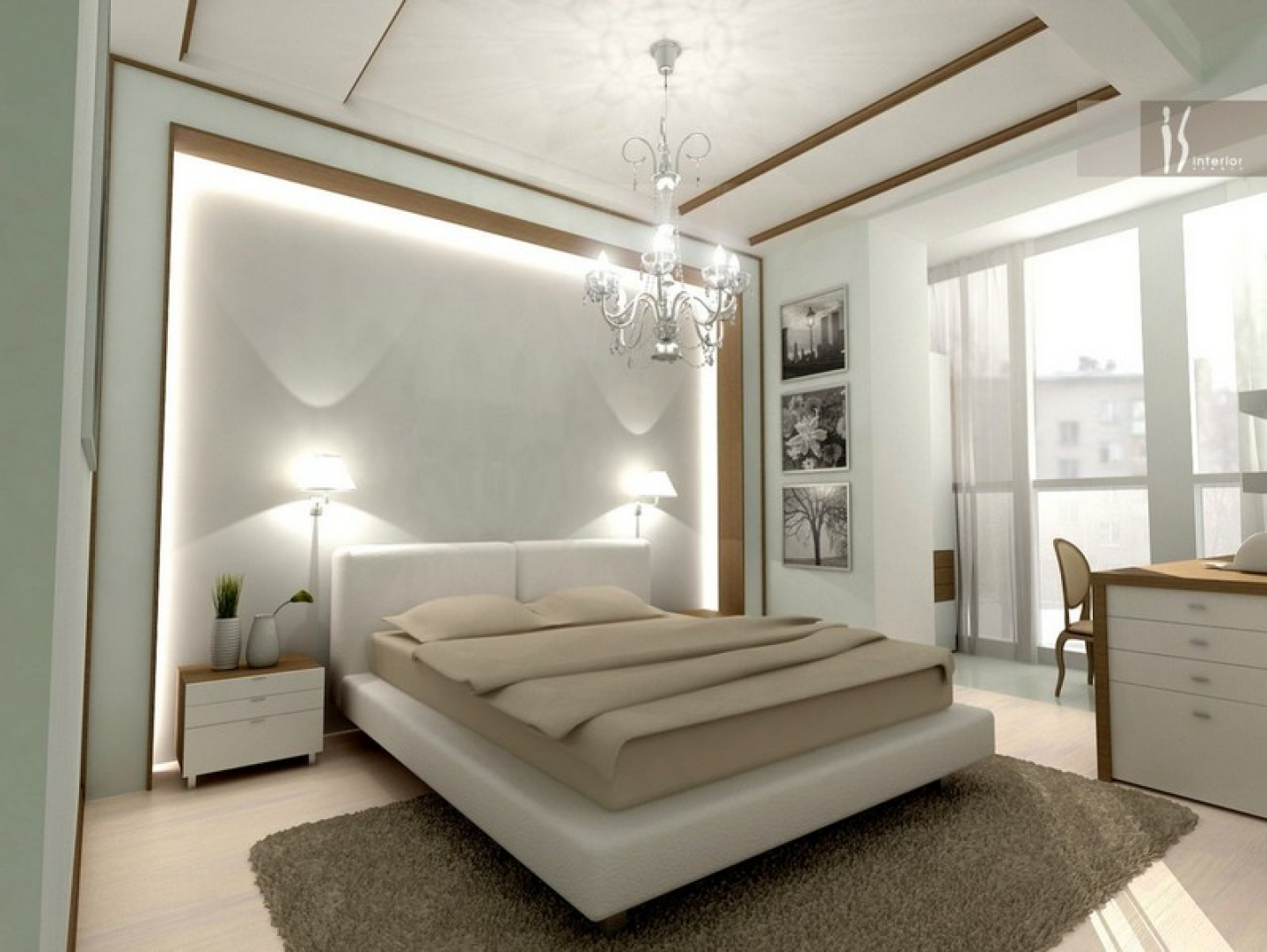 charm-decoration-for-inspiring-bedroom-style-rug-curtain-daily