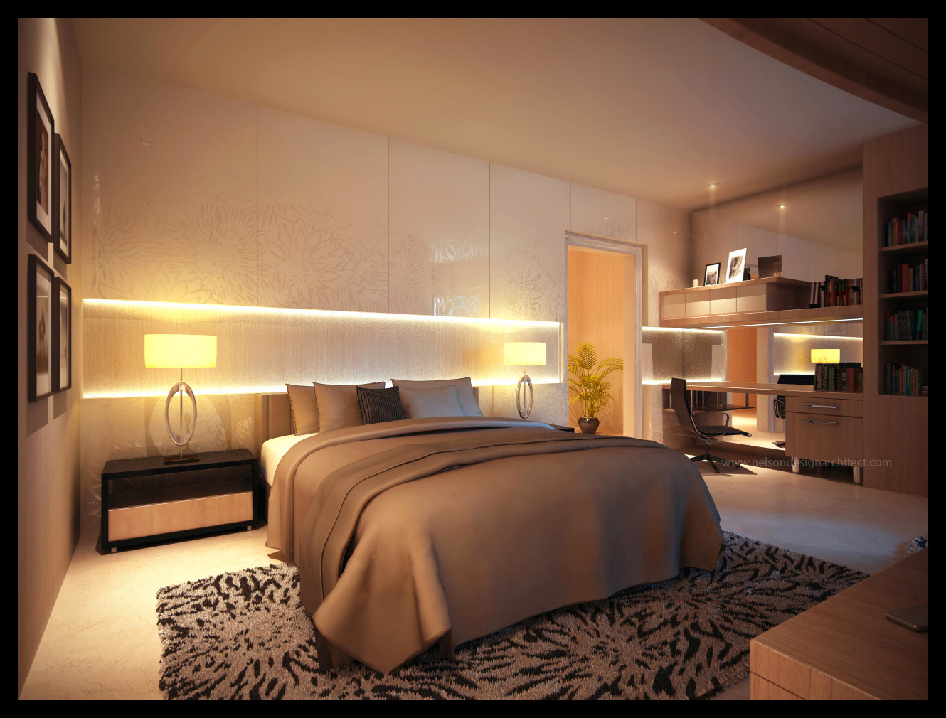 25 best bedroom designs ideas for Matrimonial bedroom design