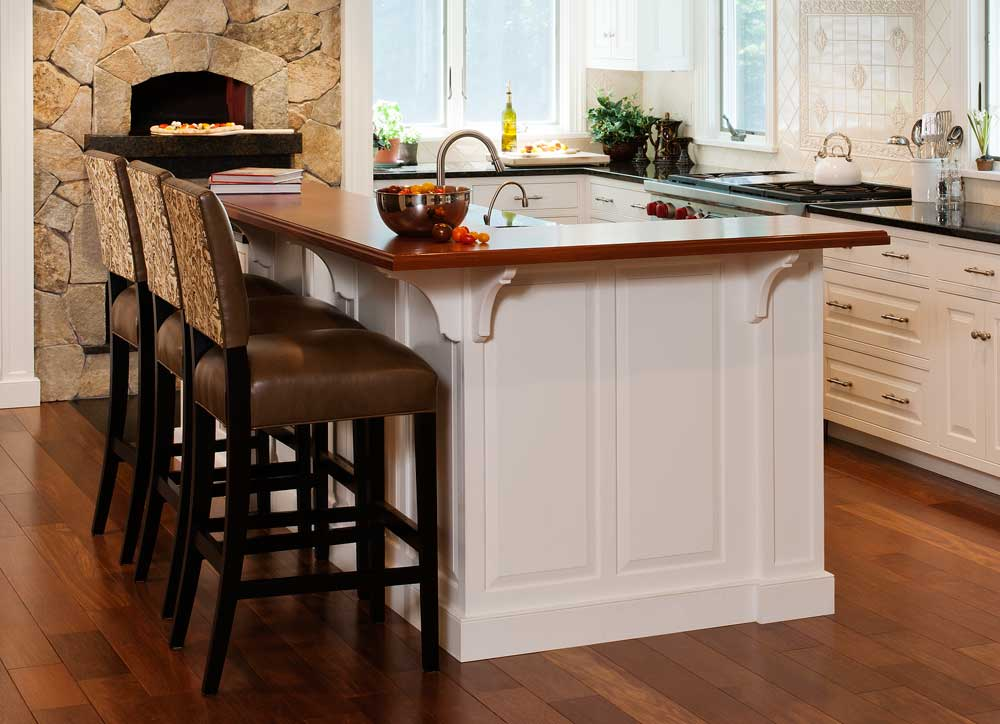 22 best kitchen island ideas for Unique kitchen designs