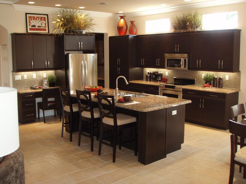kitchen design ideas eat - Kitchen Design Idea
