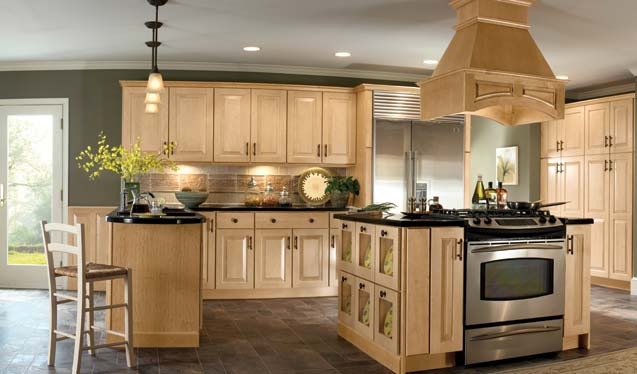 30 best kitchen ideas for your home for Best colors for small kitchen