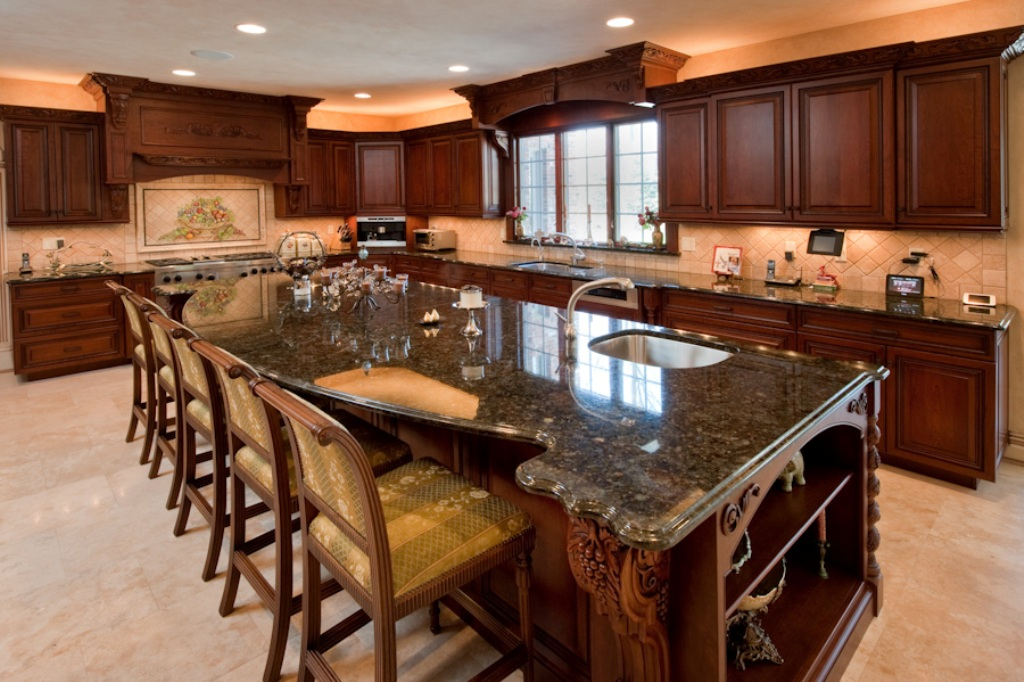 30 best kitchen ideas for your home for Home remodel ideas kitchen